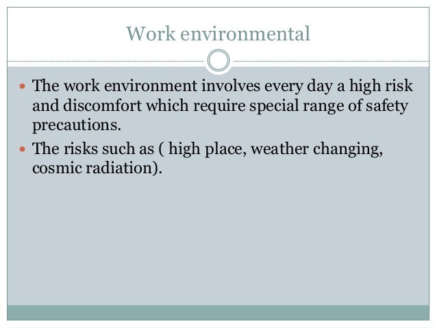 Job description and specification