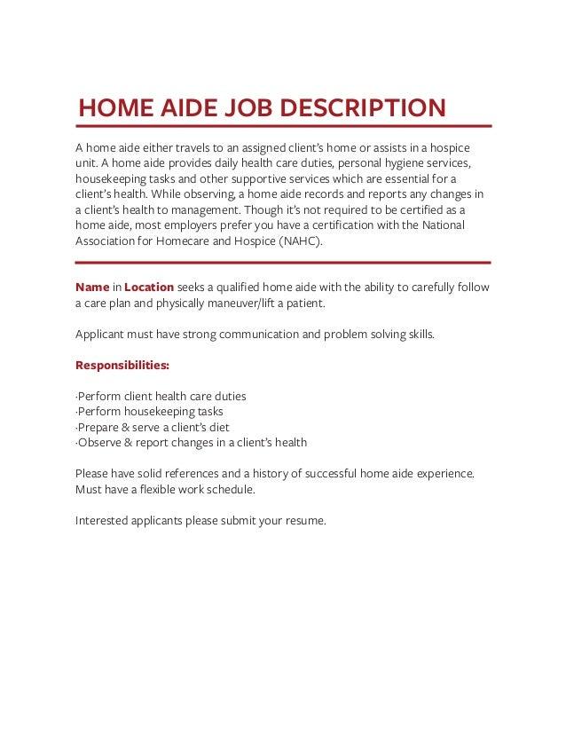Job Description Templates The Definitive Guide – Occupational Therapy Job Description