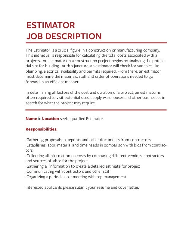 Job description templates the definitive guide for Cover letter for in house counsel position