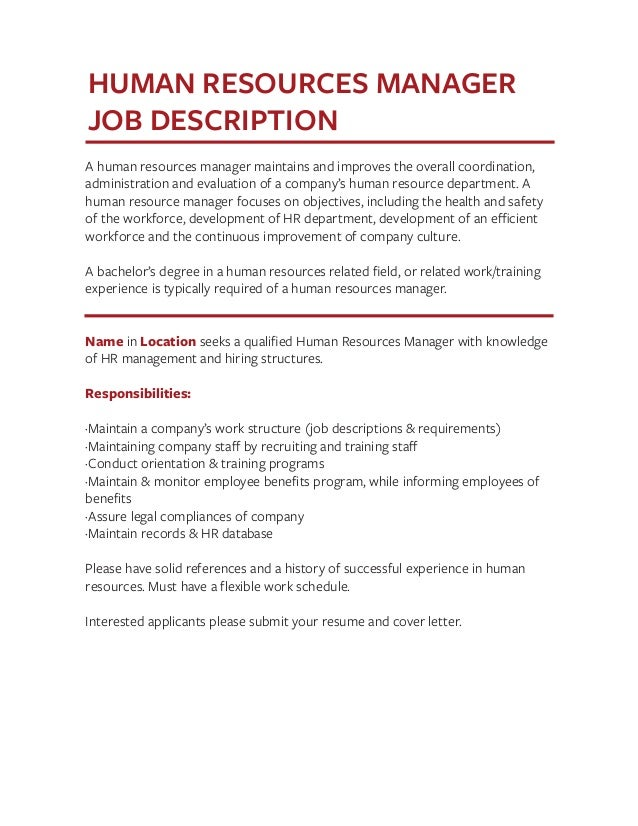 Job Description Templates: The Definitive Guide