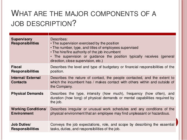 Employee Roles And Responsibilities Template Job Description Report 5 638 Jpg Cb 1355080896