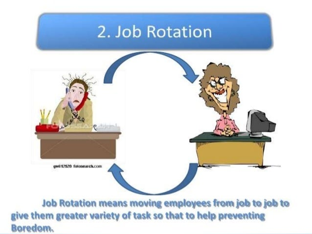 job rotation in the philippines essay Training a job rotation strategy comes with costs when you move employees into multiple positions, you must invest time and money into training the workers in all those positions this not only includes costs for the employees who are rotating, but also the time of the managers and others who must train the employees in each area.
