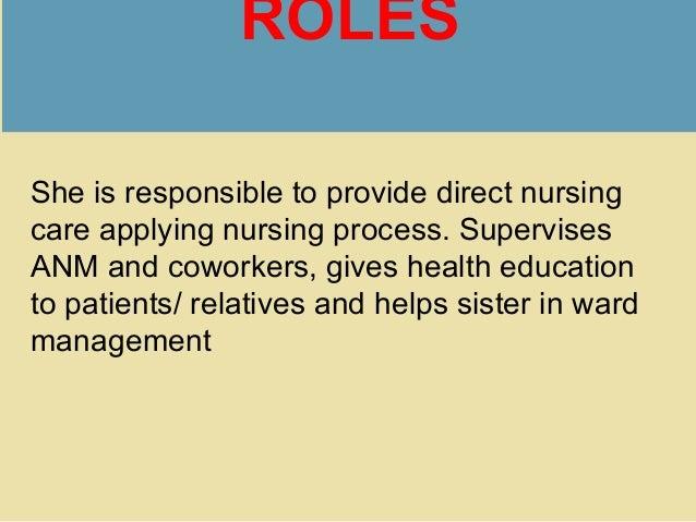 Job description of staff nurse in Nepal