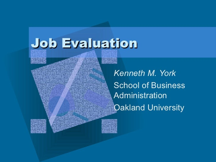 evaluation of job satisfaction in m m Job satisfaction can be described as the evaluation of person's job and his   jatoi mm and sahil mm (2012), the impact of employees job satisfaction on  the.