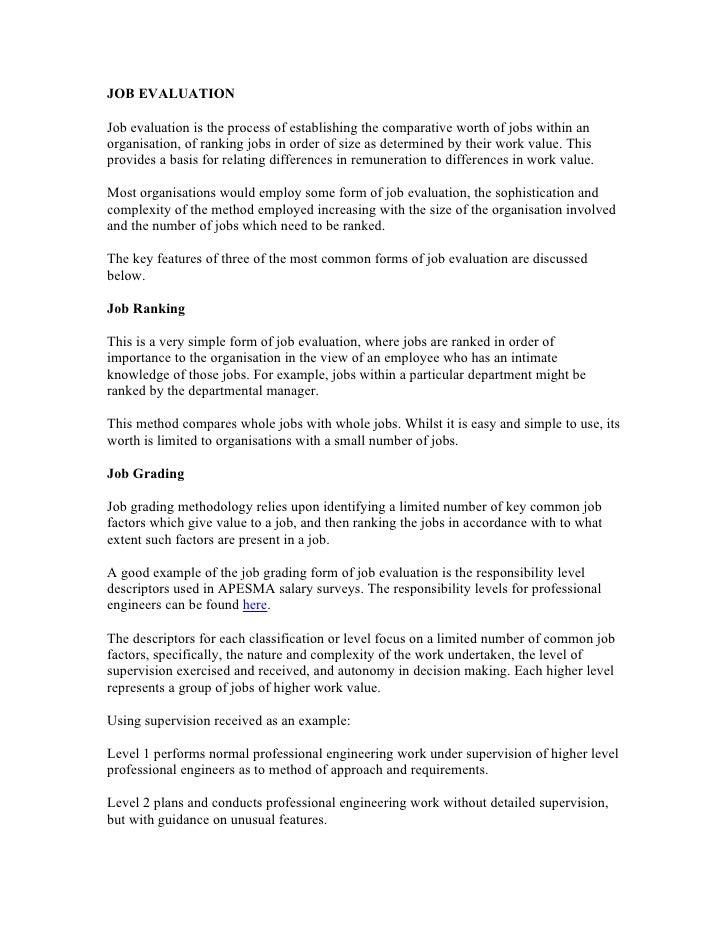 job evaluation hay vs mercer