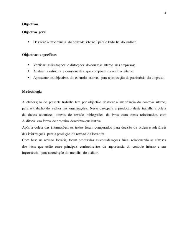 Importancia do controlo interno Slide 3