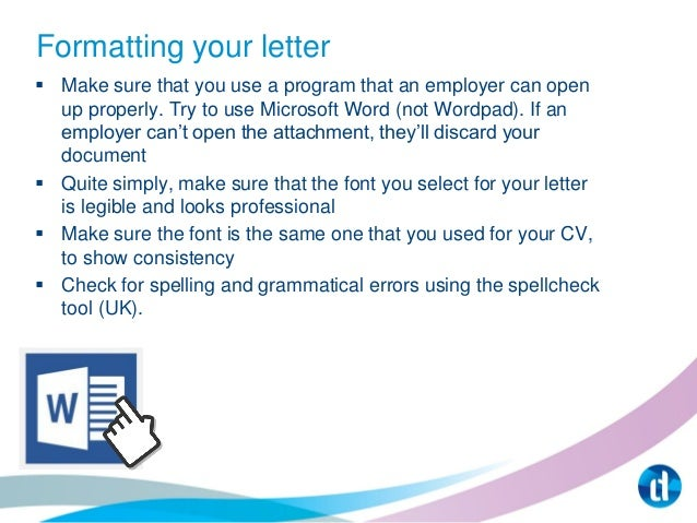 job-hunting-tips-hints-from-learndirect-20-638 Examples Of An Application Letter A Letters Show For Attachment on