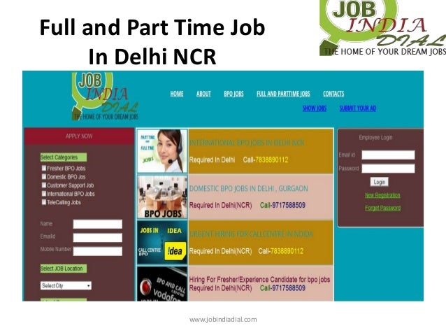 Other category of jobs in Delhi