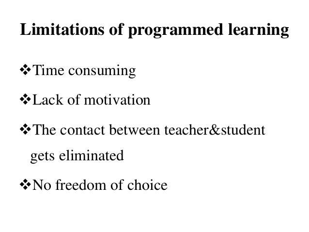 Programmed Instruction Method Meaning, Advantages & Disadvantages
