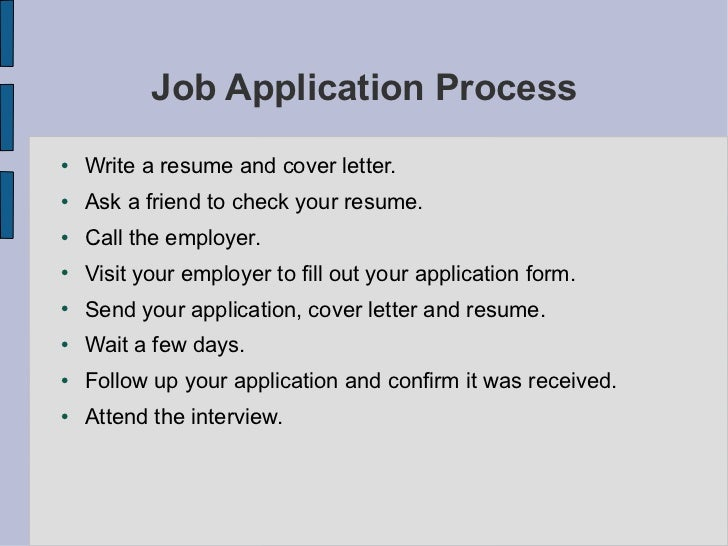 Esl job interview job application spiritdancerdesigns Image collections