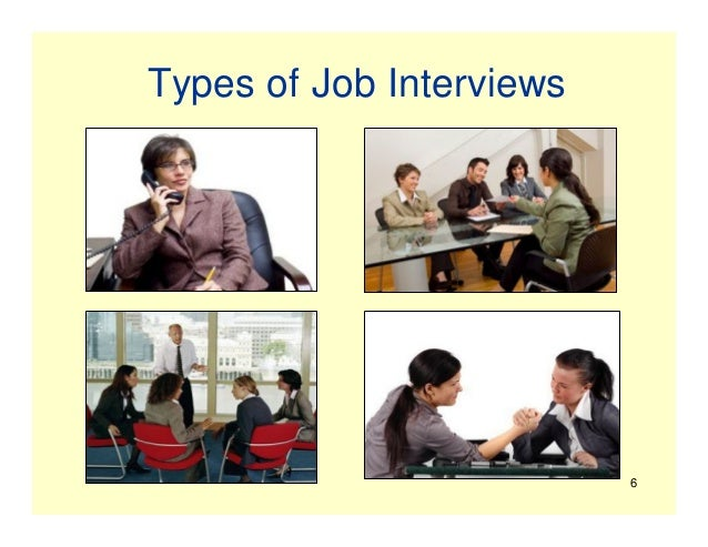 Job Interviewing 101