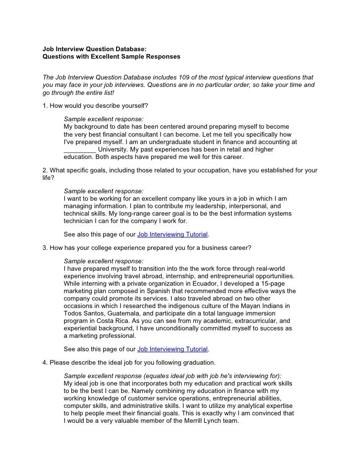 job interview essay okl mindsprout co job interview essay