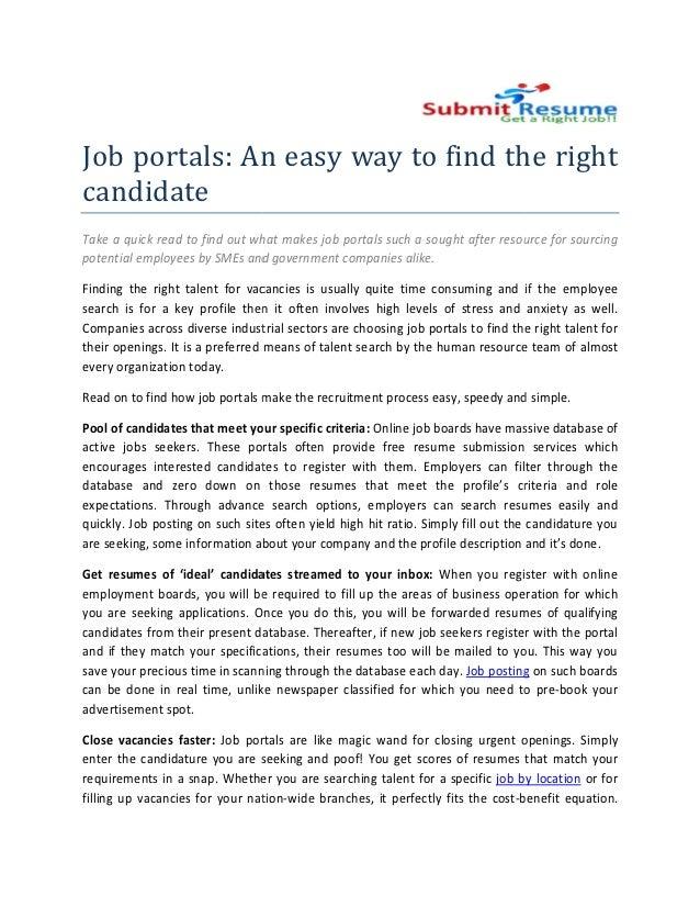 job portals in usa
