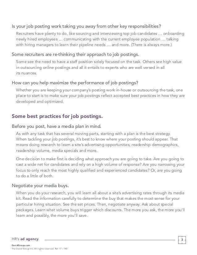 best site for job postings