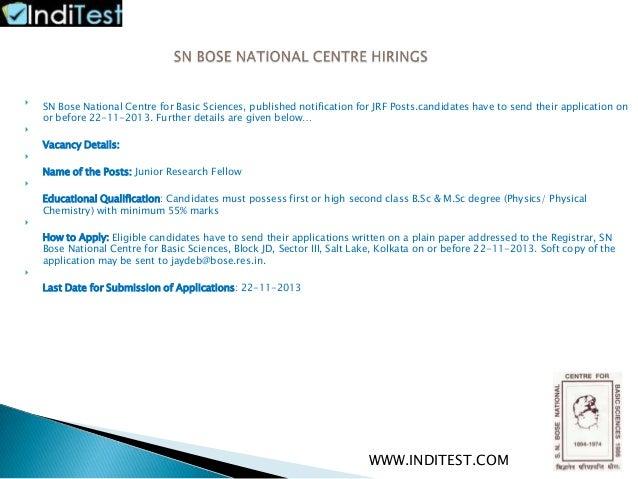 job posting Slide 2