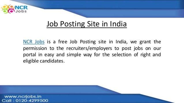 job posting site