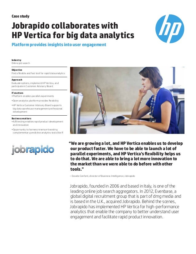 hp case study Summary hewlett-packard was founded by william hewlett and david packard in 1945 right from its beginning, technology has been hp¶s prime focus which can be seen from its.