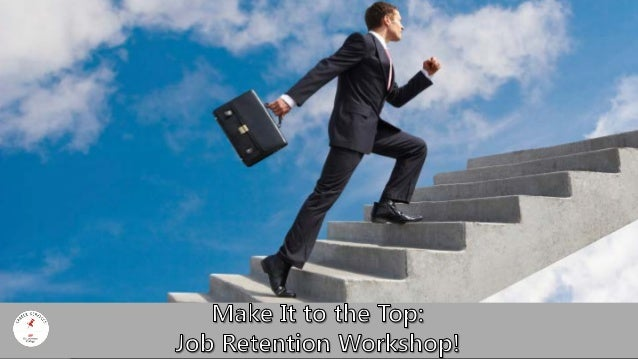 Purpose of Workshop  •  Improve soft skills  •  Know your skills  •  Increase job retention  •  Get ahead in the job!