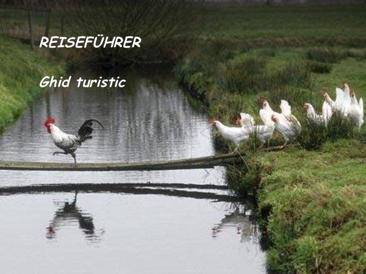 REISEFÜHRER Ghid turistic
