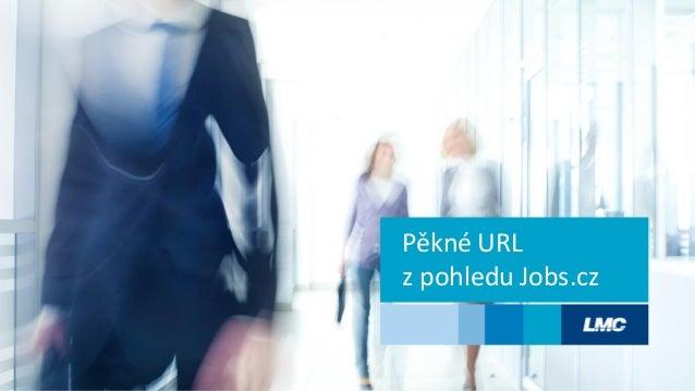 Pěkné URL z pohledu Jobs.cz