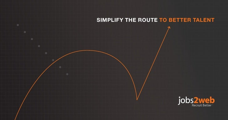siMPlify The rouTe To beTTer TalenT     1