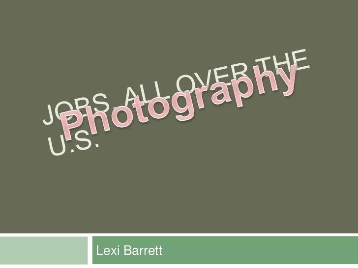 Lexi Barrett