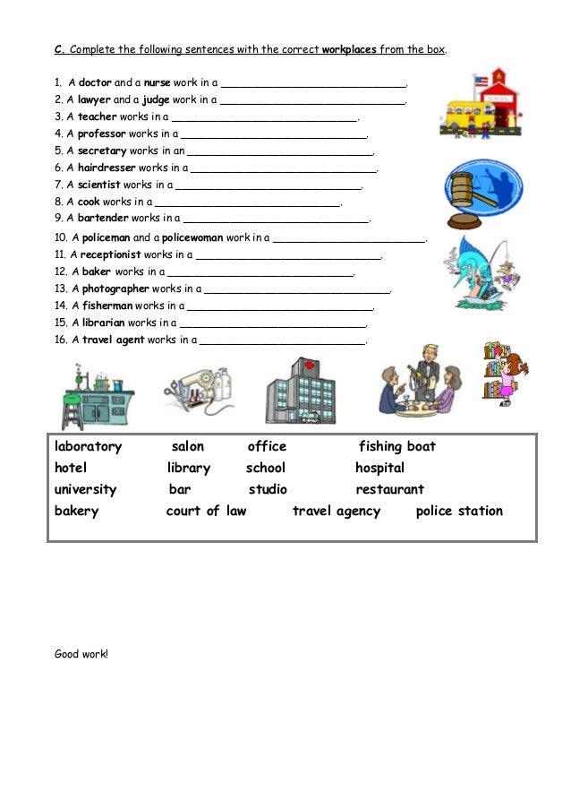 rock worksheets