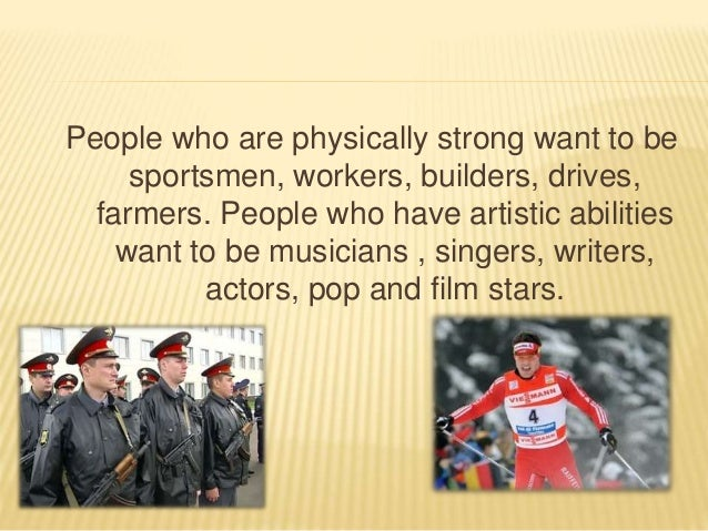 Qualities of sportsmen