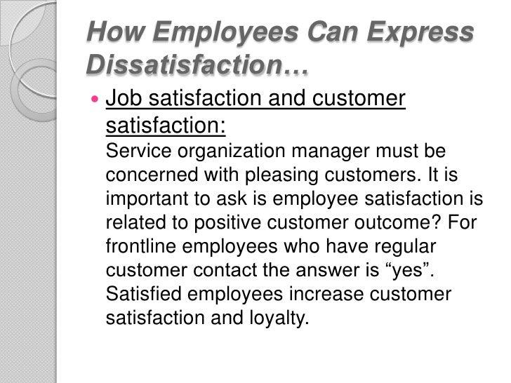 Importance of Job Satisfaction & Organizational Behavior
