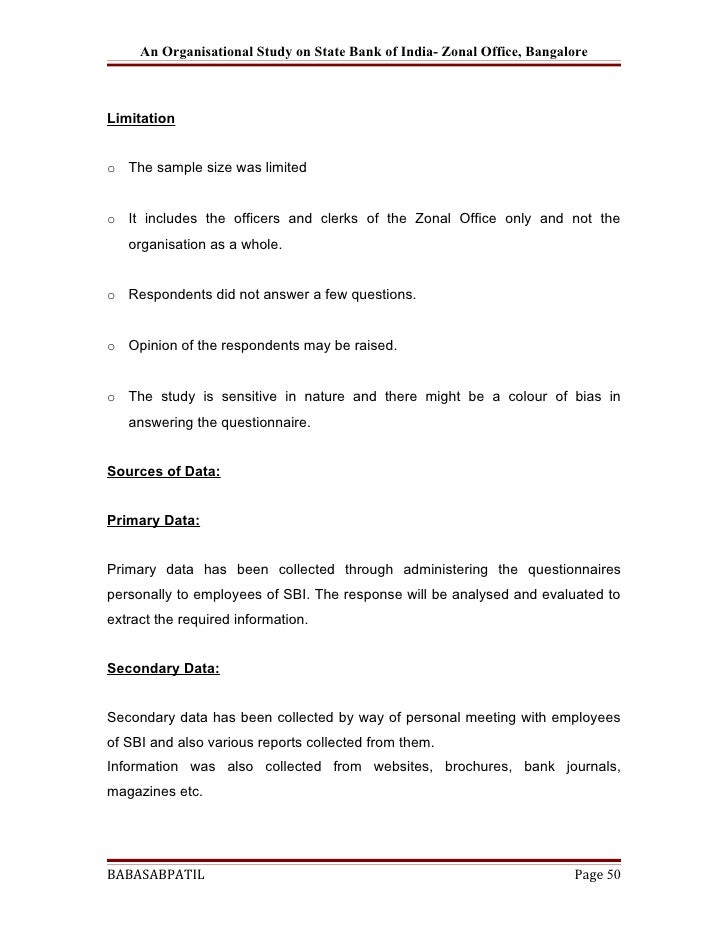 job satisfaction project report mba pdf