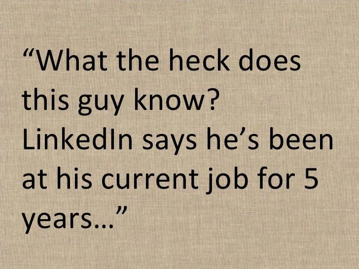 Jobseeking: As Tough as it Sounds? Slide 2