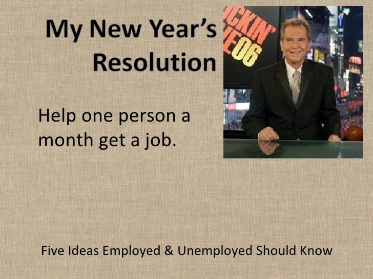 Jobseeking: As Tough as it Sounds? Slide 3