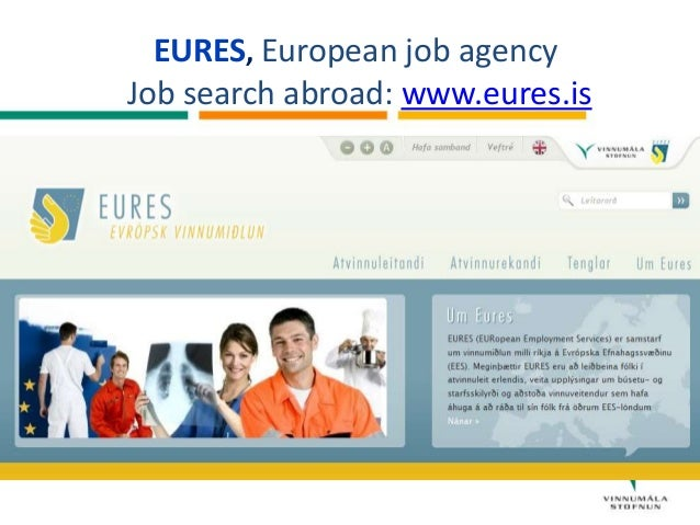 Employment: Commission proposes to improve EURES job ...