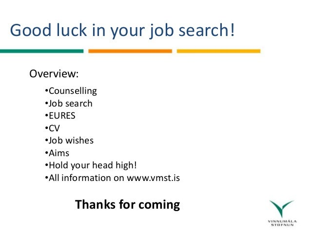 EURES - find a job abroad
