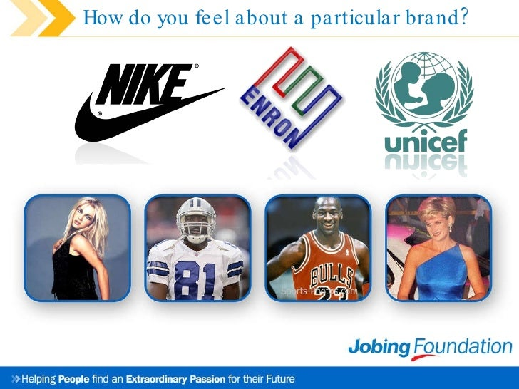 Job Seeker Presentation Building The Brand Called You