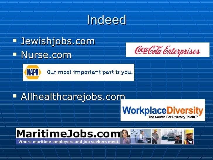 job seekers conf ppt
