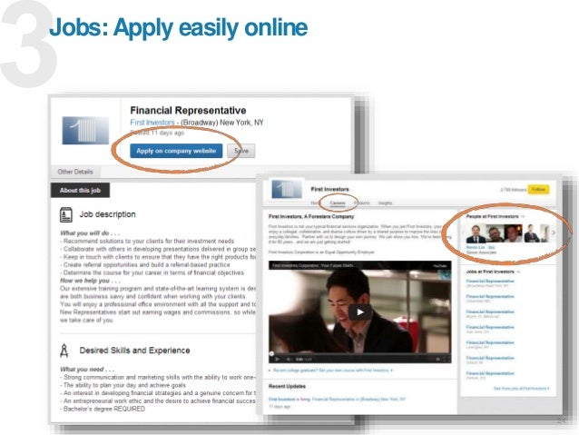 24 Jobs:Apply easily online