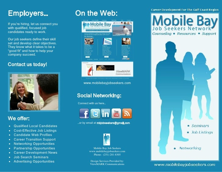 Employers…                             On the Web:If you're hiring, let us connect youwith qualified, focused jobcandidate...