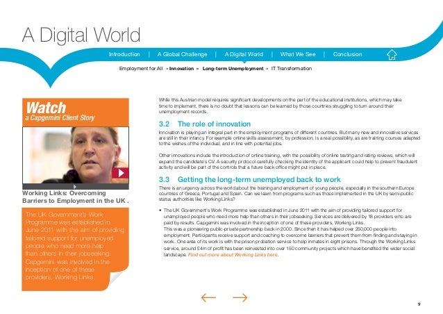 9Introduction | A Global Challenge | A Digital World | What We See | ConclusionA Digital WorldWhile this Austrian model re...