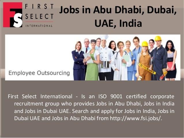 Recruitment Consultants Dubai UAE
