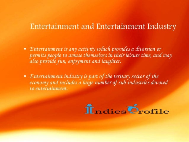 how to get jobs in the entertainment industry