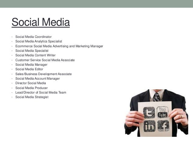 Jobs In The Media Industry