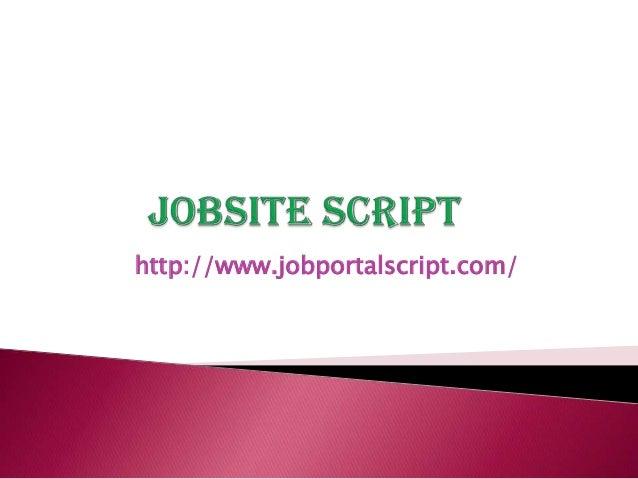 http://www.jobportalscript.com/