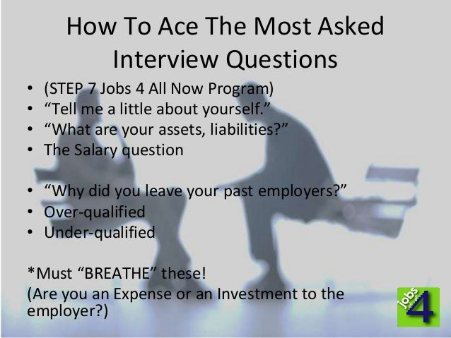 How To Ace The Most Asked Interview Questions