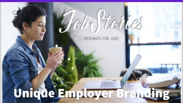 JobStories - Webinars for Jobs