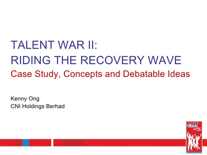 Jobstreet Talent Wars II - Riding The Recovery Wave