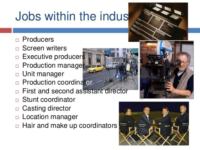 Film Production Job Search