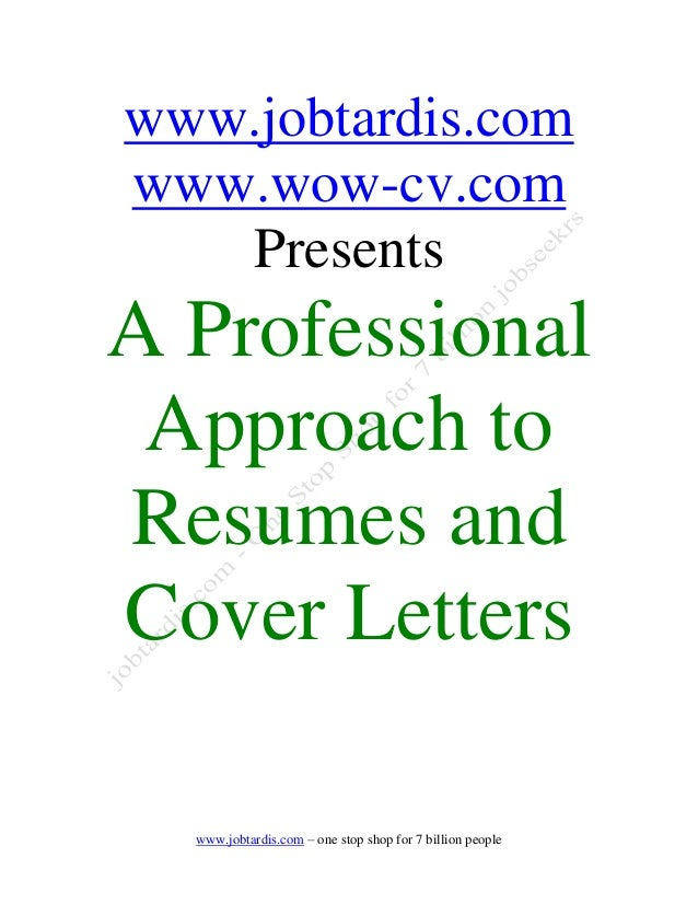what is a cover letter for a resume jobtardis ebooks resumes and cover letter by kumar vuppala 25539
