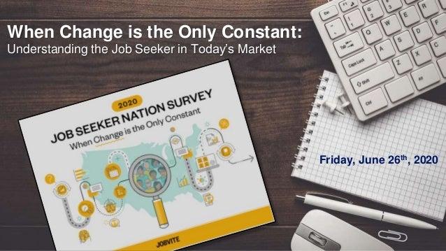 Jobvite 2020 Job Seeker Nation Report HR.com Inspire