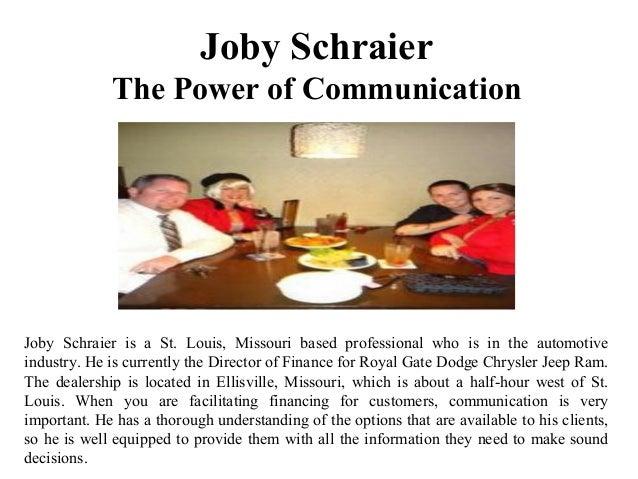 joby schraier financial facilitator. Black Bedroom Furniture Sets. Home Design Ideas
